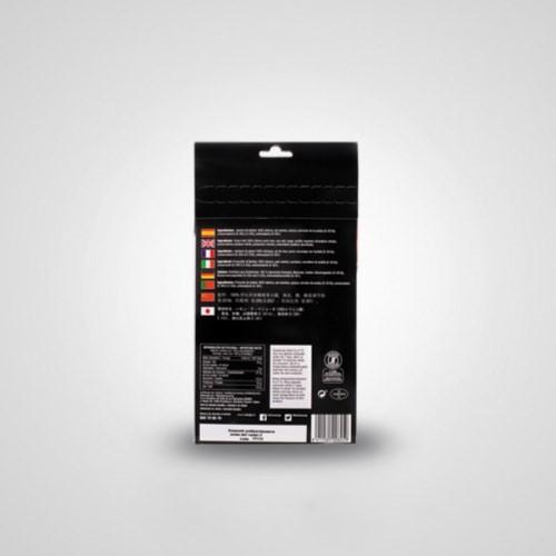 Jamón de Bellota 100% Ibérico Alta Expresión 70 gr. [Cortado a Cuchillo] información nutricional e ingredientes